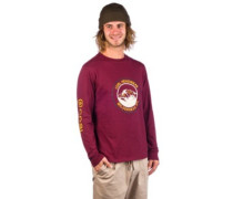 Wallowa Long Sleeve T-Shirt tawny port