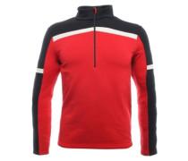Hp2 Mid Half Zip Fleece Pullover lim