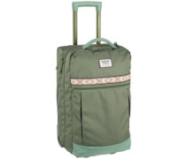 Charter Roller Travelbag clover ripstop