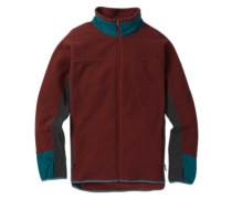 Minturn Full-Zip Fleece Jacket sparrow heather