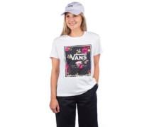 Boxed Botanic T-Shirt white