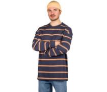 Hedgy Longsleeve T-Shirt mazarine blue