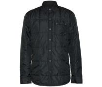 Bryce Insulated Shirt Jacket black