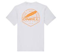 Boards T-Shirt super white