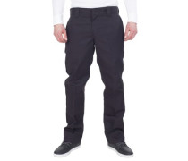 S/Straight Work Pants black