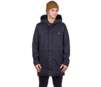 Warrington Parka Jacket dark navy
