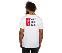 Off The Wall T-Shirt white