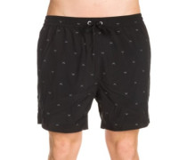Flag X Swim 2 Boardshorts black