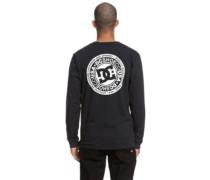 Circle Star T-Shirt LS black