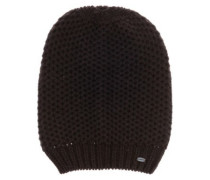 Cosy Wool Alpaca Mix Beanie black out