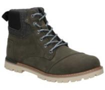 Ashland Shoes tamrac olive nubuk