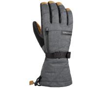 Leather Titan Gore-Tex Gloves carbon