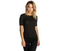 Sunday Sun T-Shirt black marled