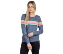 Paradiso Crew Sweater vintage indigo