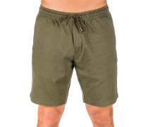 Reflex Easy Shorts olive