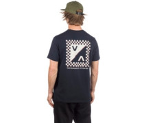 Check Mate T-Shirt faded black