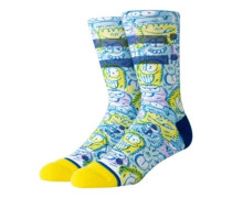 Kevin Lyons Crunch Socks blue