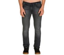 Boomer Jeans black mid used