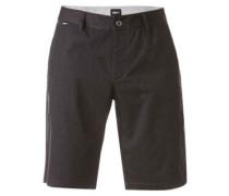 Essex Pinstripe Shorts charcoal