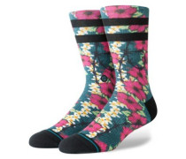 Barrier Reef Socks green