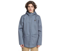 Exford Jacket blue mirage