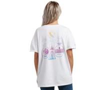 Stone Splif T-Shirt white