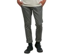 Frickin Skinny Chino Pants dusty green