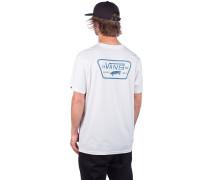 Full Patch Back T-Shirt aegean blue