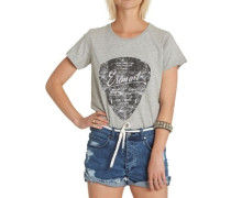 Pic Crew T-Shirt heather grey