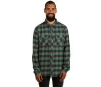 All Day Flannel Shirt LS algae