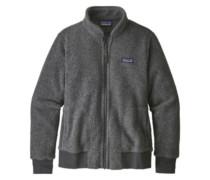 Woolyester Fleece Fleece Jacket forge grey