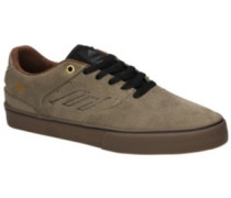 The Reynolds Low Vulc Skate Shoes tan