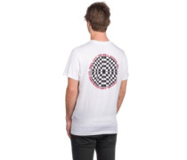 Checkered T-Shirt white