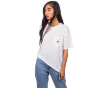 Carrie Pocket T-Shirt frosted viola