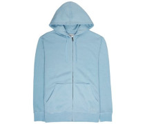 Wave Washed Zip Hoodie mist