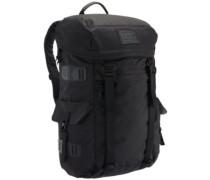Annex Backpack true black triple ripstop