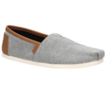 Alpargata Slippers frost grey chambray