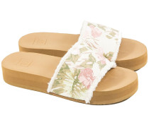 Pool Party Sandals white