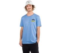 Pointbreak SL T-Shirt mid heather blue