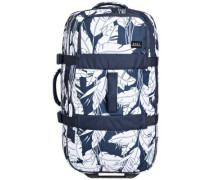 In The Clouds 87L Travel Bag mood indigo flyingflowers