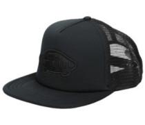 Classic Patch Trucker Cap black