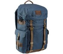 Annex Backpack mood indigo coated