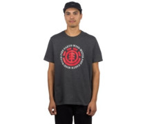 Seal T-Shirt charcoal heathe