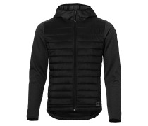 X-Kinetic Hooded Fleece Jacket black out