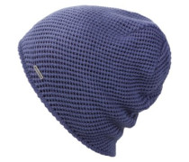 Kathryn Beanie crown blue
