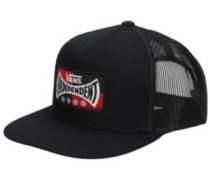 X Independent Cap black