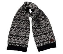 Blizzard Wool Mix Scarf black out