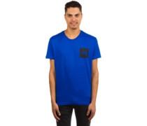 Fine T-Shirt bright cobalt blue