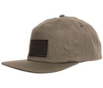 Die Cut Snapback Cap military