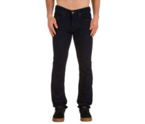 K Slim Jeans dark blue